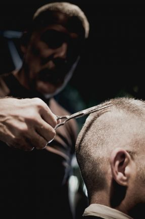 Mohawk montreal | barbier montreal
